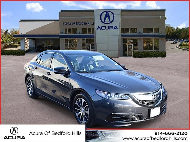 Certified Pre Owned 2016 Acura Tlx 2 4 8 Dct P Aws 4dr Car In