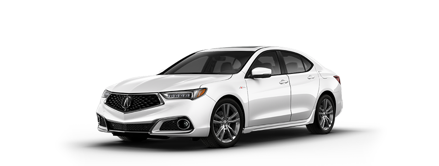 New 2020 Acura Tlx With A Spec Package And Red Interior 4dr Car In