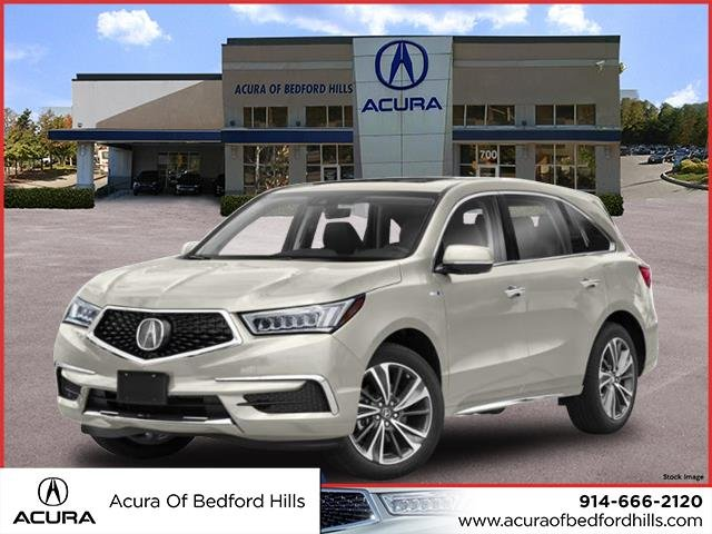 New 2020 Acura Mdx Sport Hybrid Sh Awd With Technology Package Sport Utility