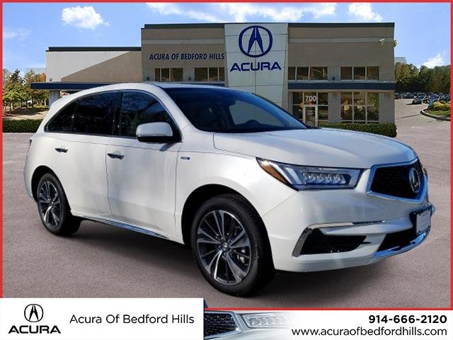 Certified Pre-Owned 2020 Acura MDX Sport Hybrid SH-AWD with Technology Package