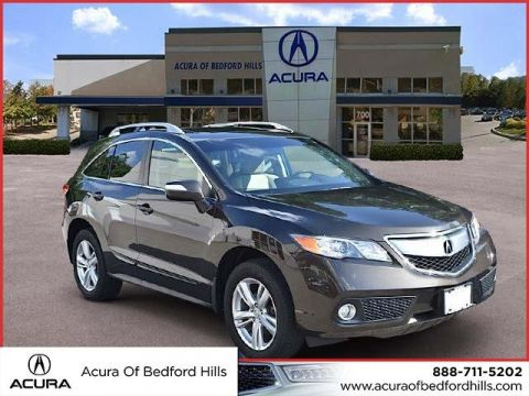 Certified PreOwned Acuras In Stock Acura Of Bedford Hills - Acura mdx pre owned for sale